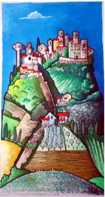 Italy Montefalco
