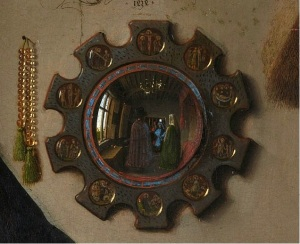 Arnolfini Mirror
