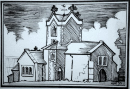 Wales, church