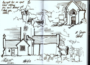 Drawings of St George's