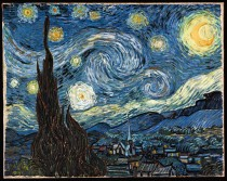 Vincent_van_Gogh_Starry_Night