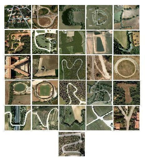 Satellite Alphabet