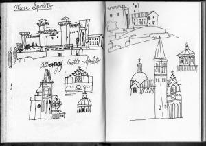 Spoleto sketch