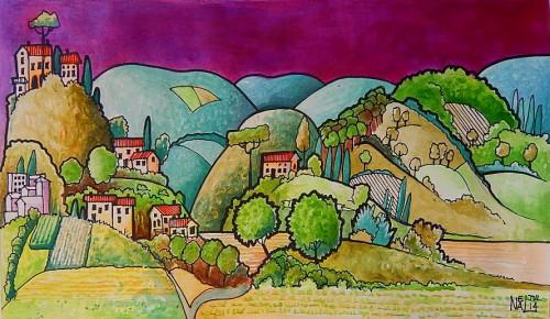 Lugnano, Morra
