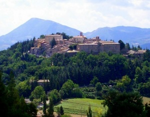 Montone landscape