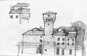 Lippiano Castle