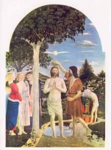 Piero della Francesco painting