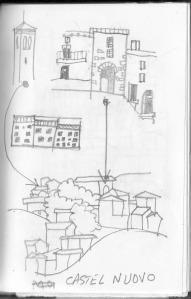 Castelnuovo sketches