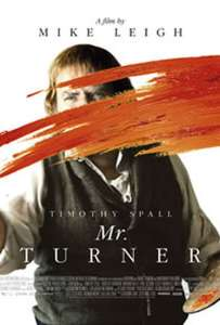 JMW Turner film Poster