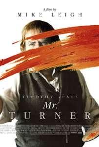 JMW Turner film Poster