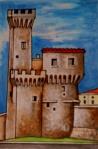 Umbertide's castle