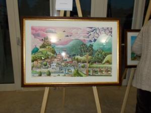 Umbertide painting