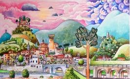 Umbria towns