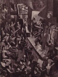 Dada Cabaret Voltaire