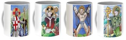Home Nations Mugs