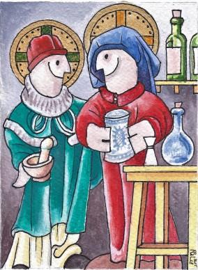 neal-winfield-two-saints